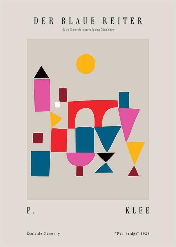 Paul Klee Blaue Reiter-1