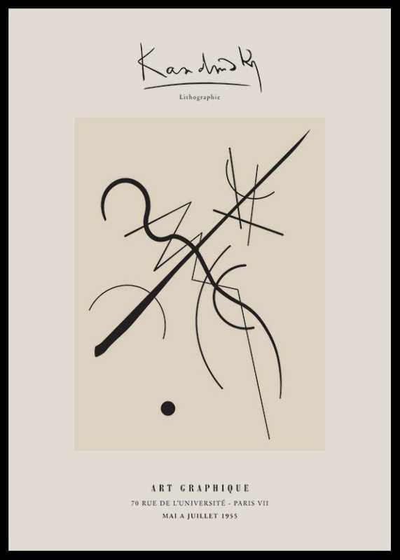 Kandinsky Lithographic