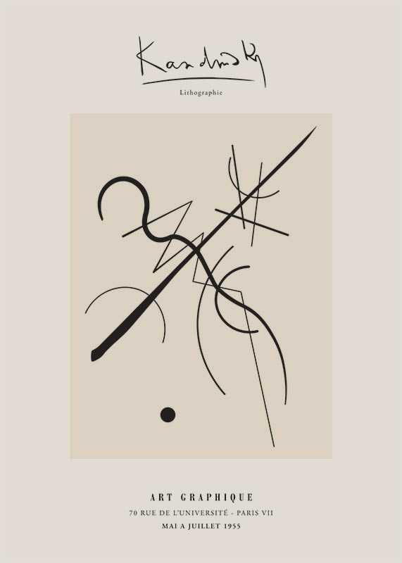 Kandinsky Lithographic-1