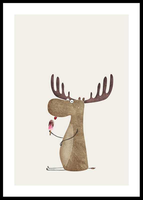 Ice Cream Moose