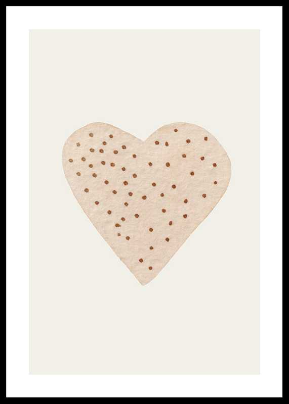 Dotted Heart-0