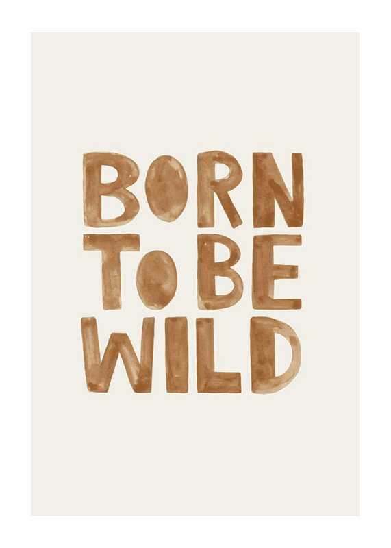 Born Wild-1