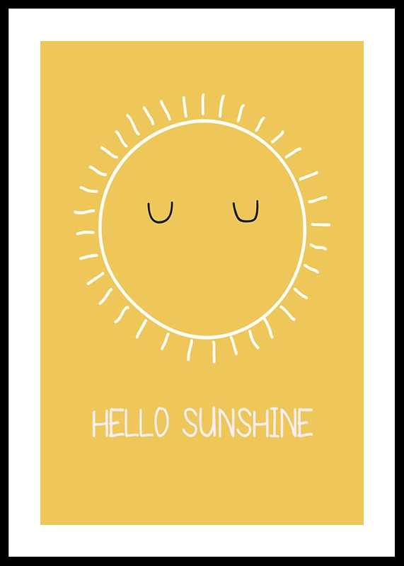 Hello Sunshine-0