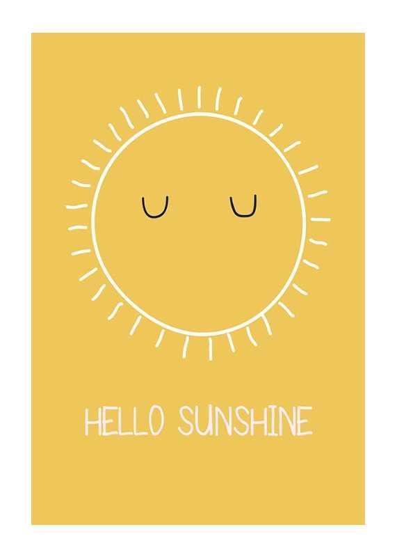 Hello Sunshine-1