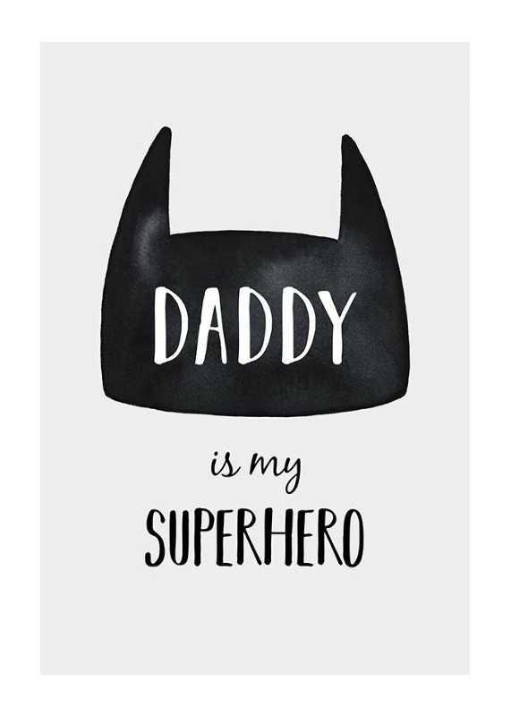 Superhero Dad-1