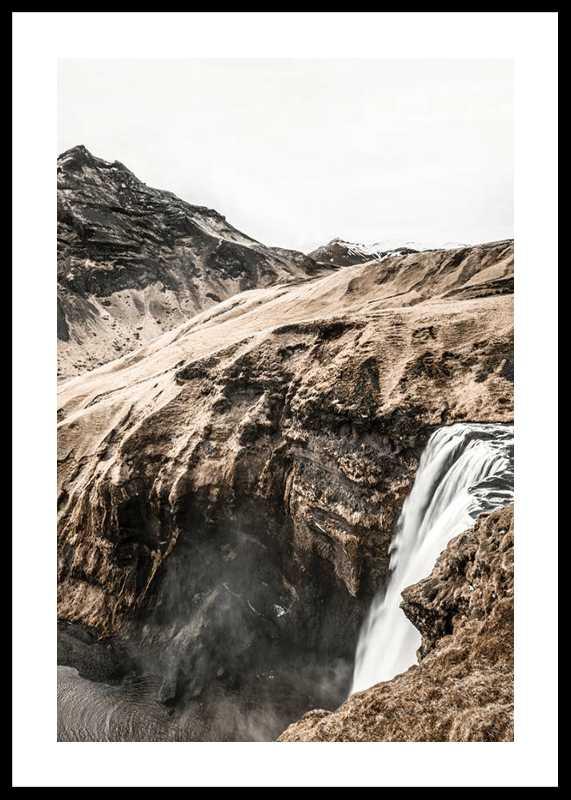 Skogafoss Landscape-0